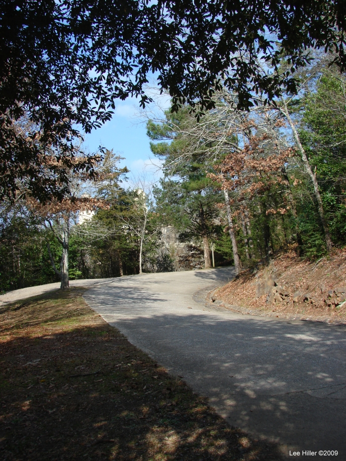 Hot Springs Mountain Road