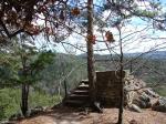 Hot Springs National Park Goat Rock View Platform
