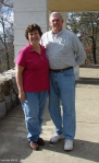 Hot Springs National Park Trail Pagoda Peggy and Jerry