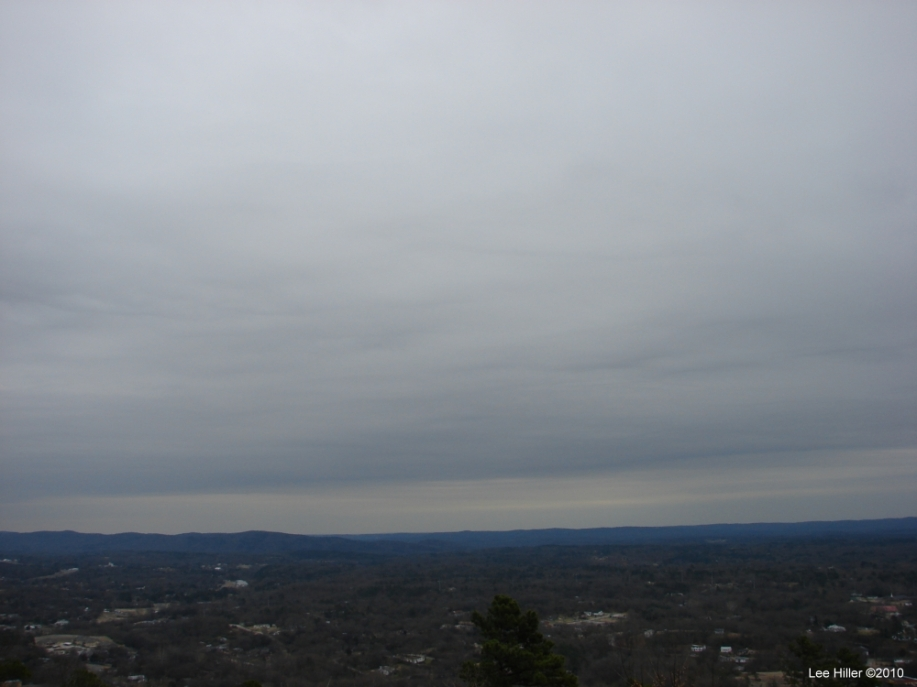 Hot Springs National Park Mountain Trail Pagoda View