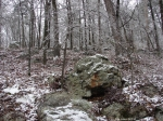 Hot Springs National Park Ice Snow Short Cut Trail