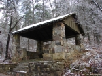 Hot Springs National Park Trails Honeysucle Wedding Chapel