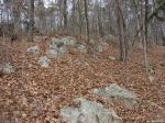 Short Cut Trail - The Graveyard Rocks