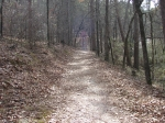 Hot Springs Mountain Trail - Second Section