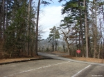 Hot Springs Mountain Trail - Picnic Area Parking