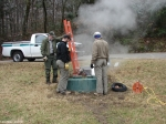 Hot Springs National Park Trails USGS adding temp probes