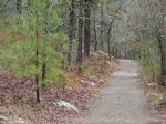 Hot Springs National Park Trails Gulpha Gorge Trail