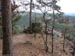Hot Springs National Park Trails Goat Rock Platform