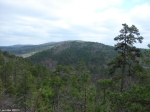 Hot Springs National Park Trails Goat Rock View