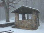 Hot Springs National Park Trails HSMT Rest Hut