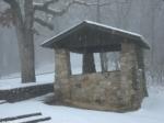 Hot Springs National Park Trails HSMT Rest Hut