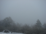 Hot Springs National Park Trails Snow Pagoda View