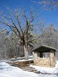 Hot Springs National Park HS MT. Trail Rest Hut