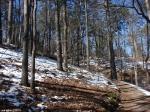 Hot Springs National Park Trails HS Mt. Trail