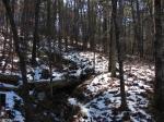 Hot Springs National Park Trails HSMT Snow