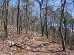 Hot Springs National Park Short Cut Trail