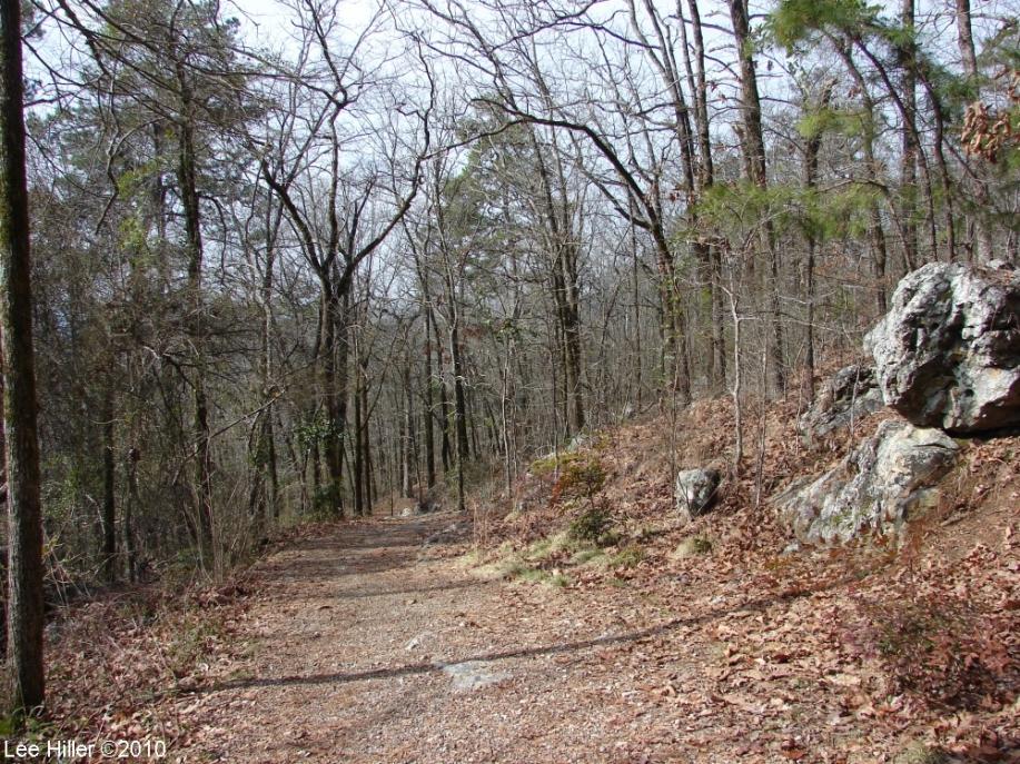 Hot Springs National Park, Arkansas Short Cut Trail