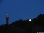 Hot Springs National Park Hot Springs Mountain Moon Rise
