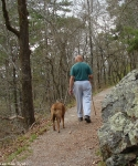 Hot Spring Mountain Trail Dog Off Leash