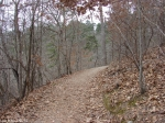 Hot Springs Mountain Trail East