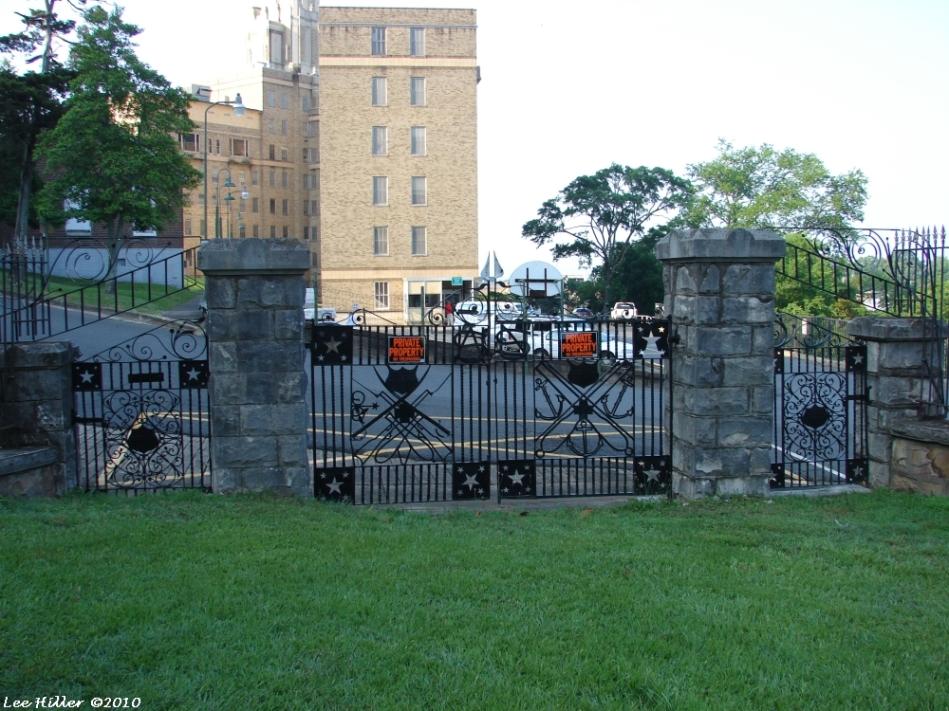Carriage Road Hospital Gates