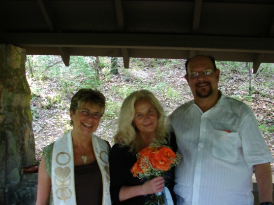 Our Mountain Wedding June 18 2010