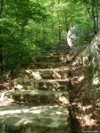 Gulpha Gorge Trail Stairs