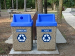 Hot Springs Mountain Top Recycle