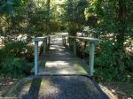 DeSoto Park Gulpha Creek Wood Bridge