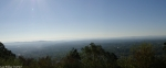 Hot Springs Mountain Trail Pagoda Panorama