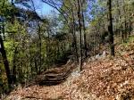 Hot Springs Mountain Trail Autumn