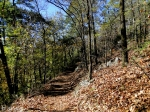 Hot Springs Mountain Trail Autumn