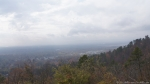 West Mountain Top View Storm