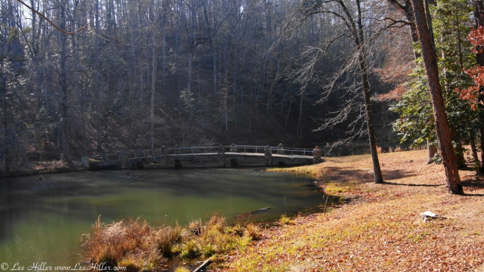 Ricks Pond Stone Bridge