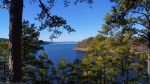 Lake Ouachita State Park Caddo Bend Trail Observation Deck