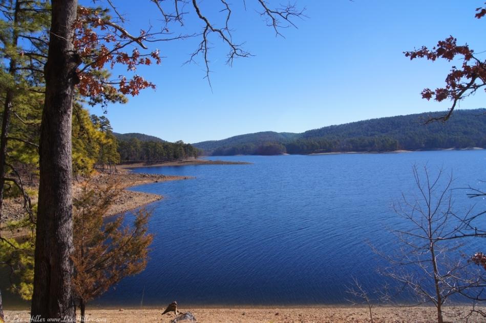 Lake Ouachita State Park Caddo Bend Trail