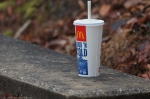 Hot Springs Mountain Trail McDonalds Cup Litter