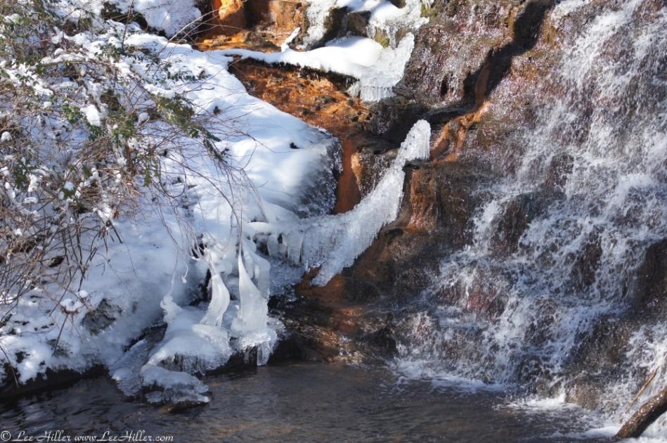 Hot Springs National Park Ricks Pond Dam