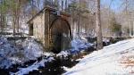 Hot Springs National Park Gulpha Creek Water Wheel
