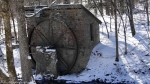 Hot Springs National Park Gulpha Creek Water Wheel