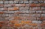 Central Avenue Brick Wall