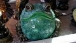 Central Avenue Stainedglass Toad
