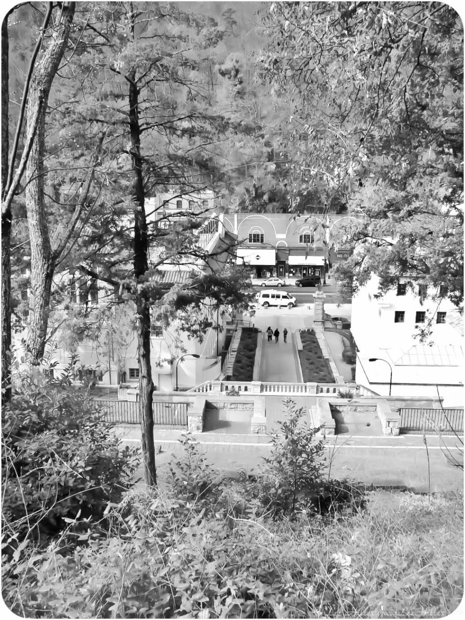 Hot Springs National Park Reserve Entrance