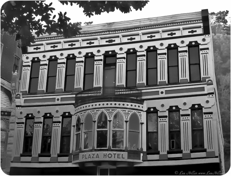 Hot Springs Plaza Hotel Central Avenue
