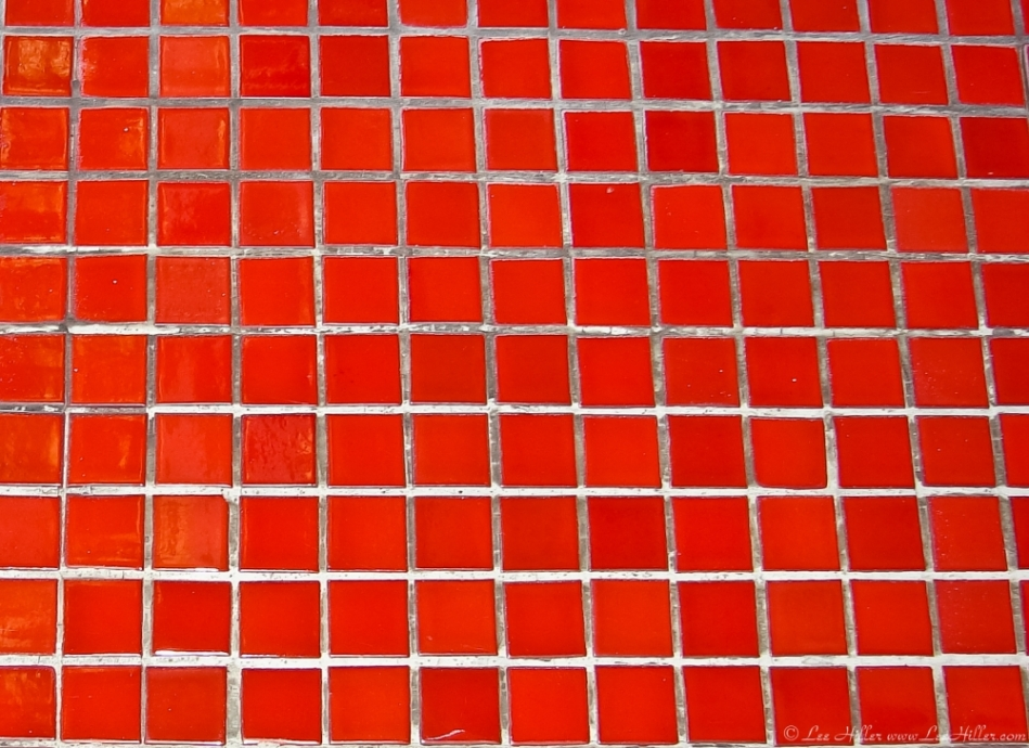 Hot Springs Red Tiles Central Avenue
