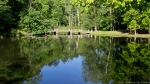 HSNP Fordyce Estate Ricks Pond Spring Reflection