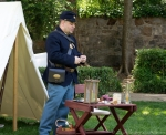 Hot Springs National Park Arlington Lawn Civil War Day