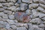 Hot Springs National Park Promenade Tufa Rock Wall