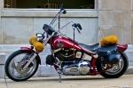 Fountain Street Harley Davidson Motorcycle