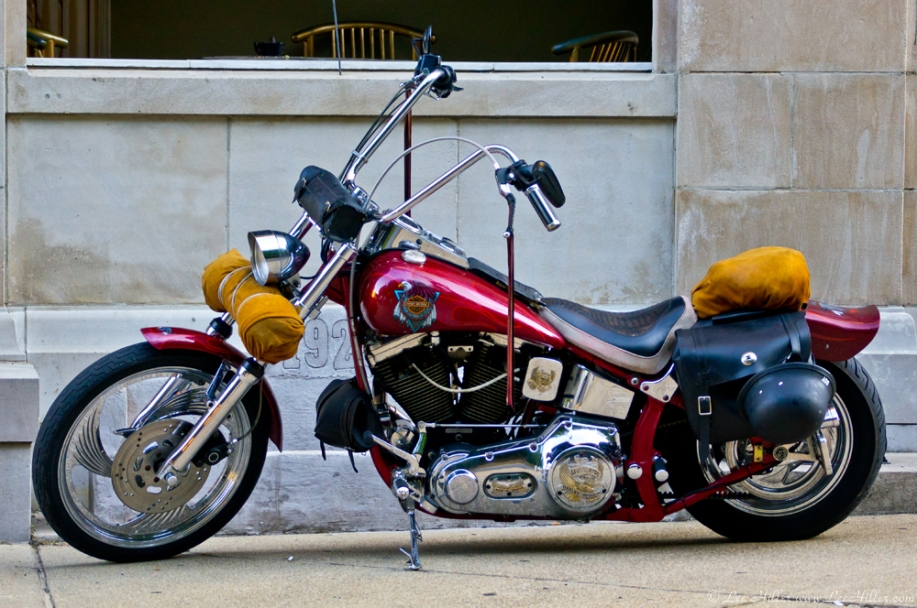 Fountain Street Harley Davidson Motorcycle